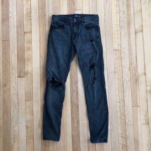 🌟 Hollister Super Skinny Jeans Size 30
